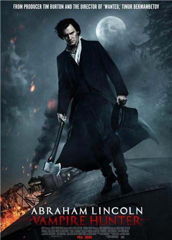 《吸血鬼猎人林肯》