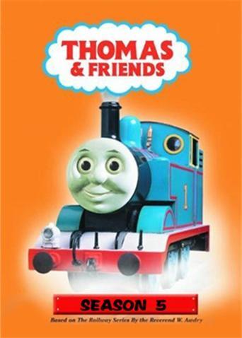 托马斯和他的朋友们 第五季