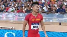 2017年国际田联<B>钻石</B>联赛 力压美国!<B>中国</B>男子4×100米夺冠