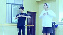 【TFBOYS】王俊凯17岁生日会跳舞练习室版