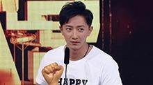 韩庚cut:韩庚获奖热血发言 激情满分秀高空劈叉