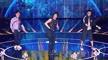 王力宏现场教学舞蹈 最后成了一个人的狂欢