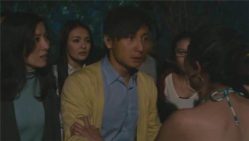 老同学韩阳邀请大家到别墅聚会