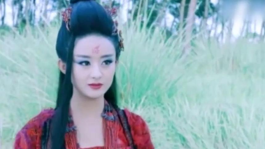 赵丽颖的十年,颖宝角色全纪录