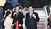習近平抵達日本大阪出席二十國集團領導人第十四次峰會