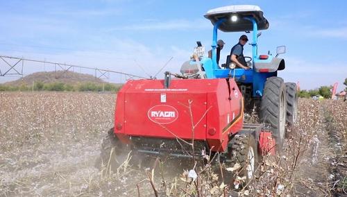 南非:我在南非卖农机